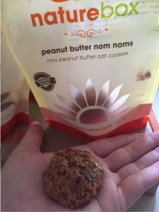 naturebox peanut butter nom noms