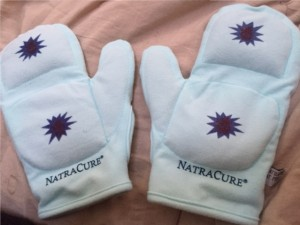 Natracure Arthritis Mittens